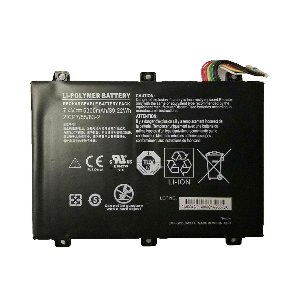 Xplore SMP-BOBCACLL4 batterie