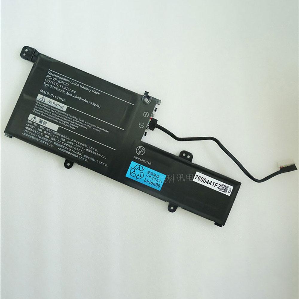 NEC PC-VP-BP120 batterie