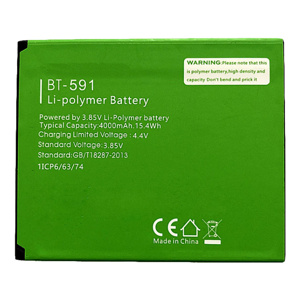 Leagoo BT-591 batterie