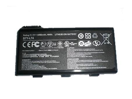 Msi BTY-L74 batterie