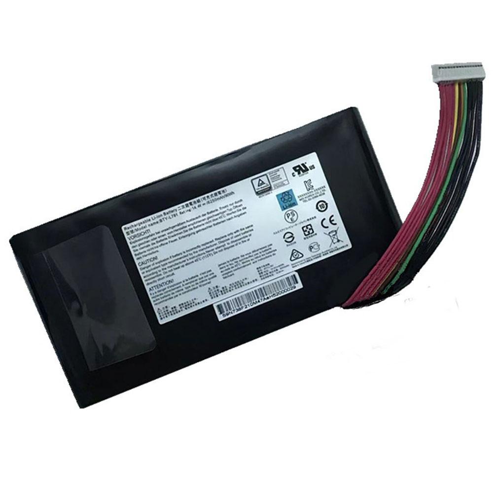MSI BTY-L781 batterie