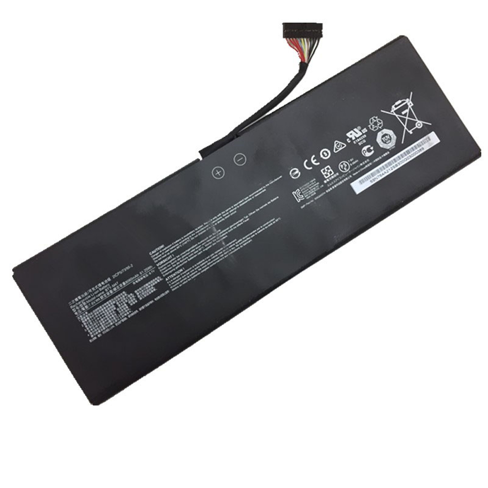 MSI GS40 GS43VR 6RE GS40 6QE batterie