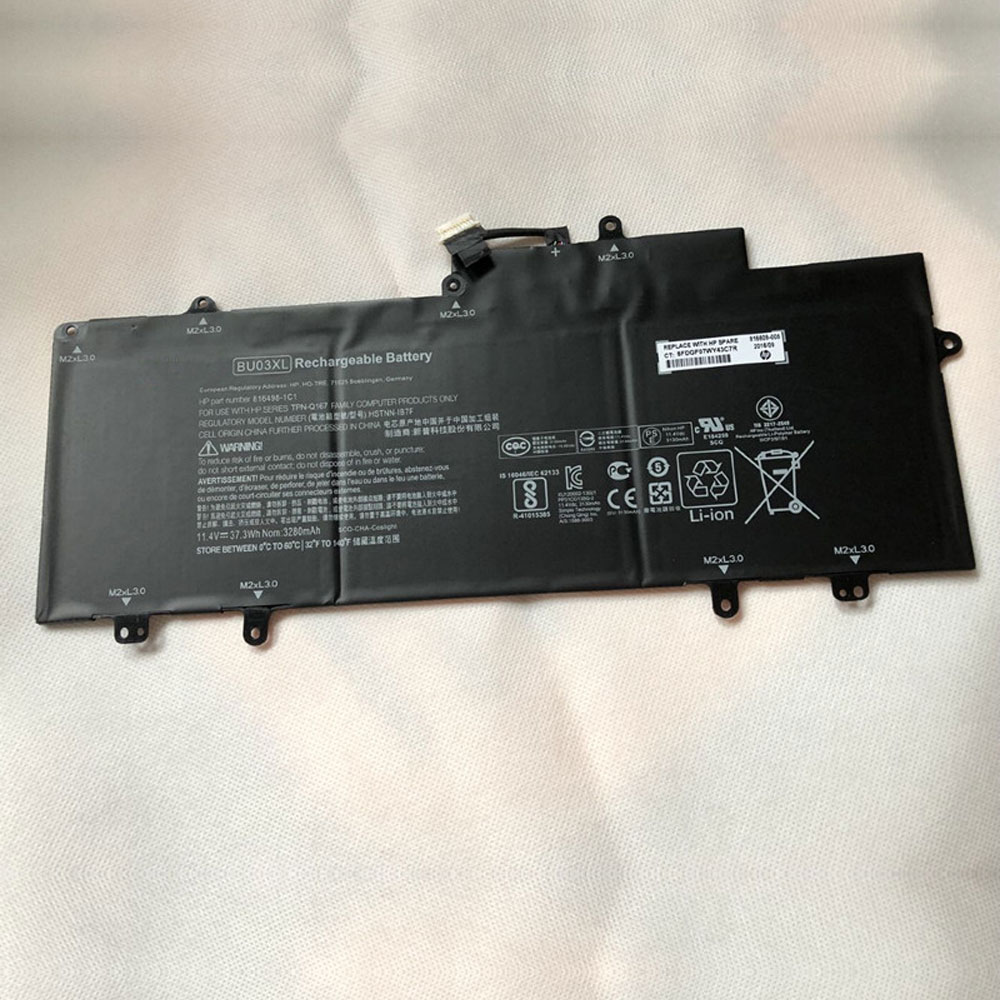 HP BU03XL batterie