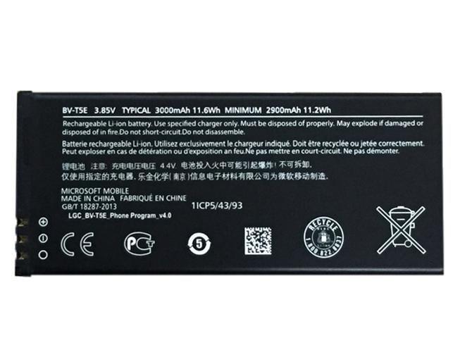 Microsoft BV-T5E batterie