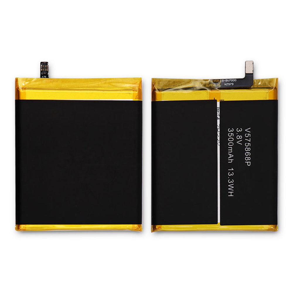 Blackview V575868P batterie