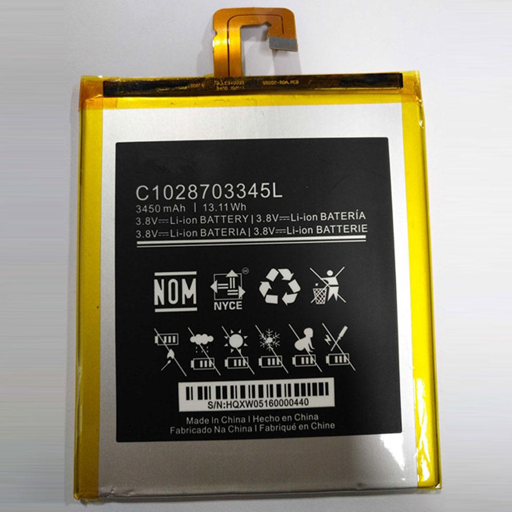 BLU C1028703345L batterie
