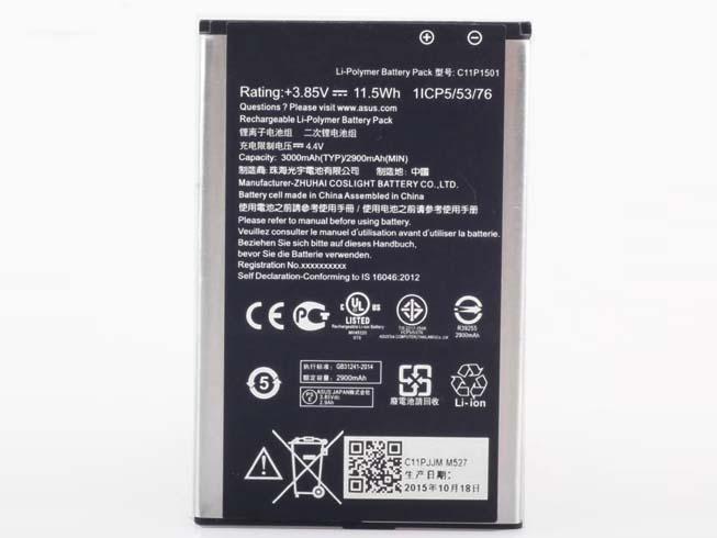 ASUS C11P1501 batterie