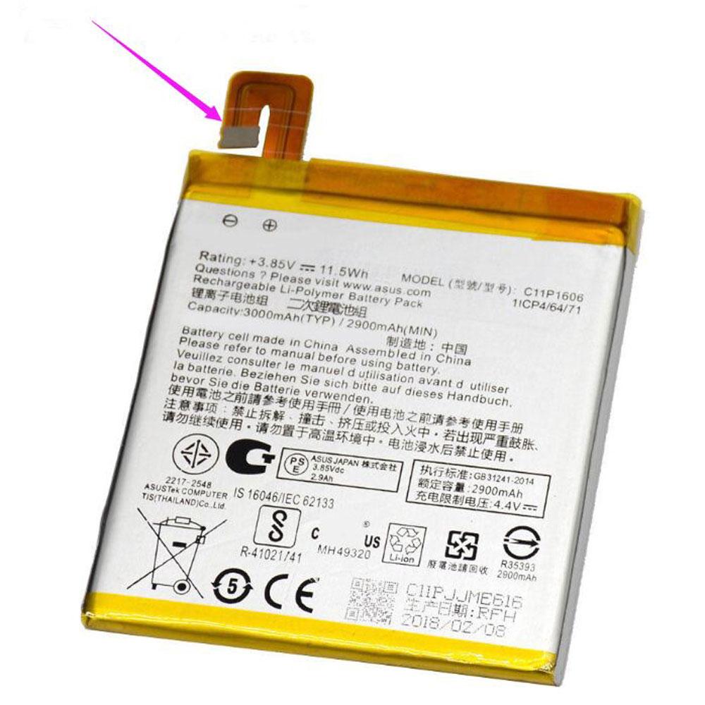 ASUS C11P1606 batterie