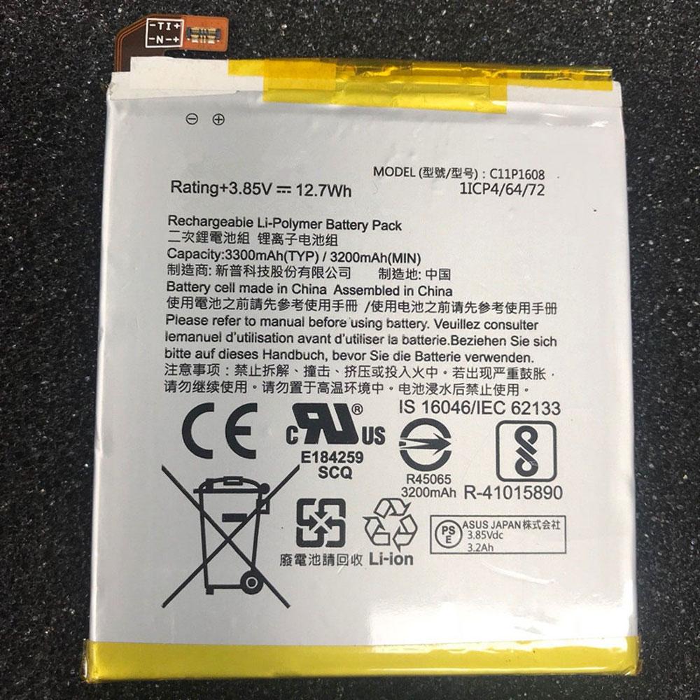 ASUS C11P1608 batterie