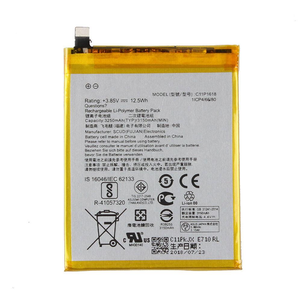 ASUS C11P1618 batterie
