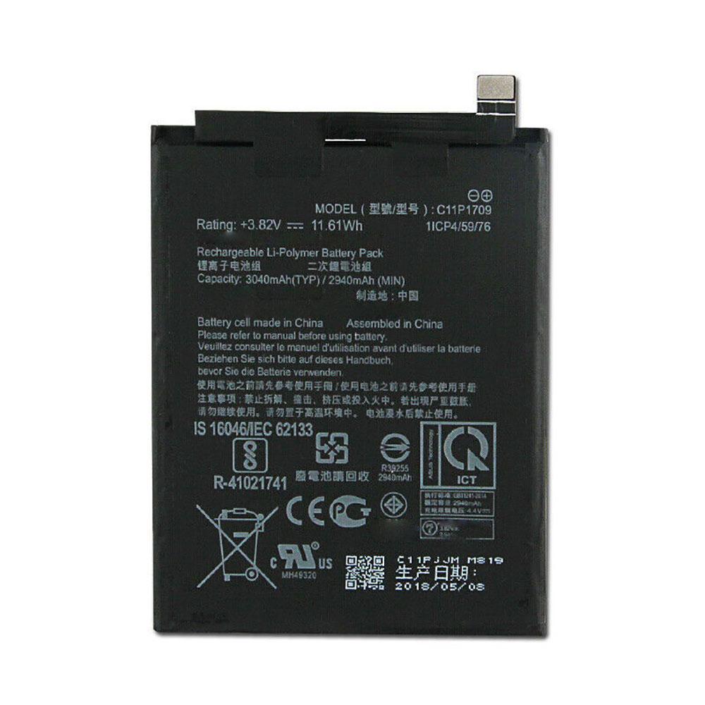 ASUS C11P1709 batterie