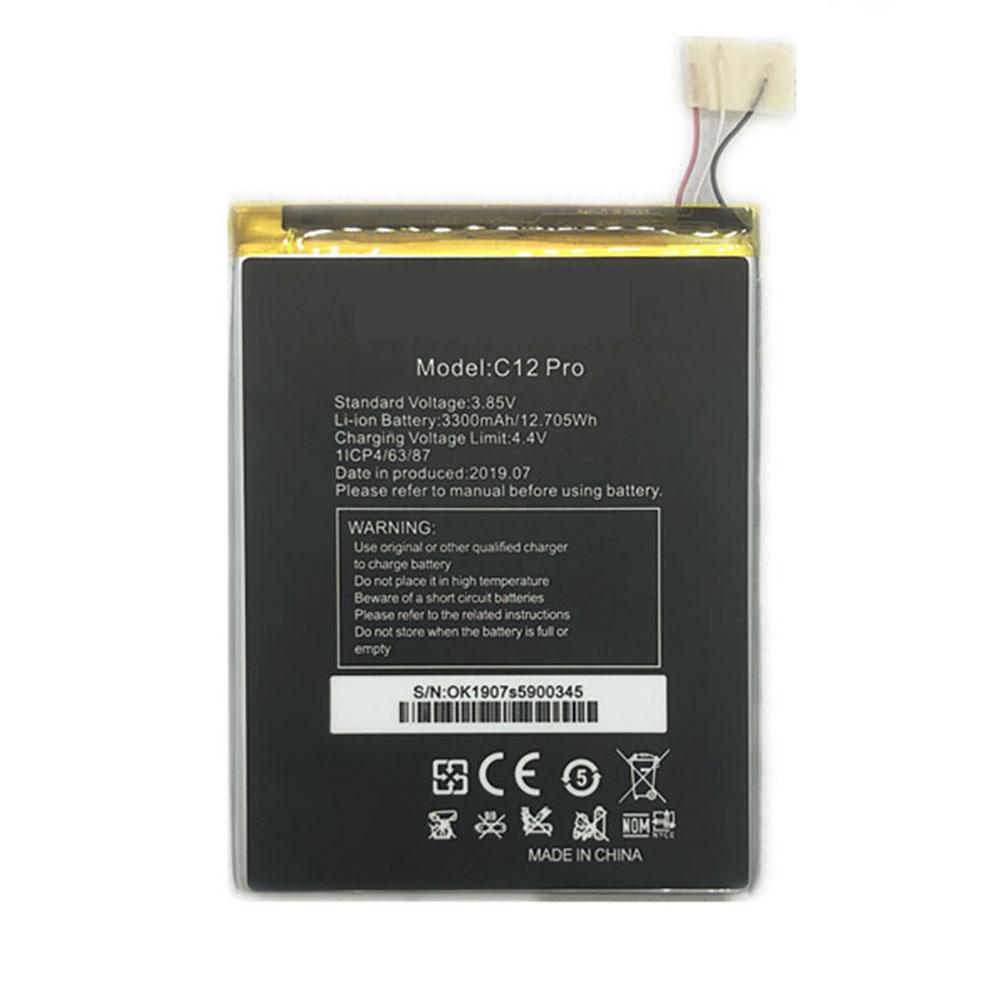 OUKITEL C12PRO batterie