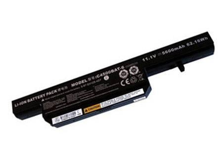 CLEVO C4500BAT-6 batterie