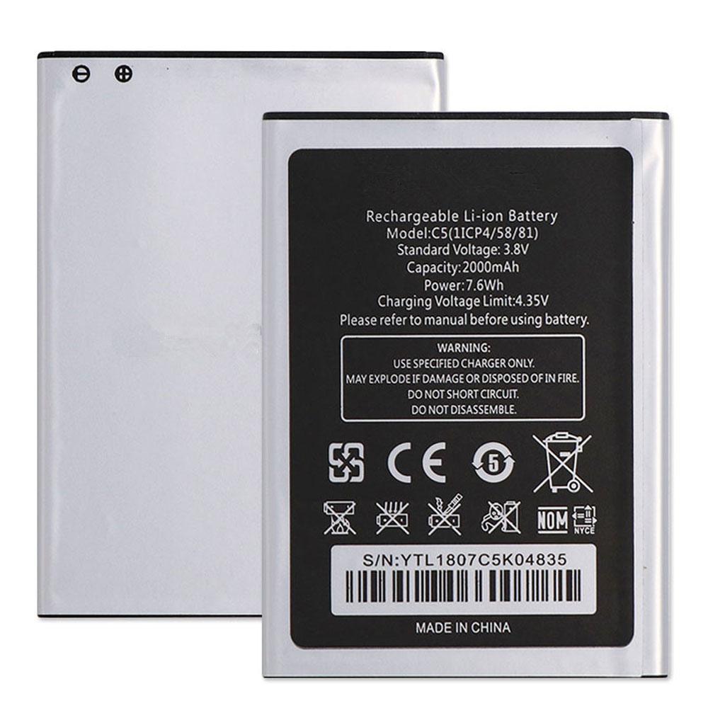 Oukitel C5 batterie