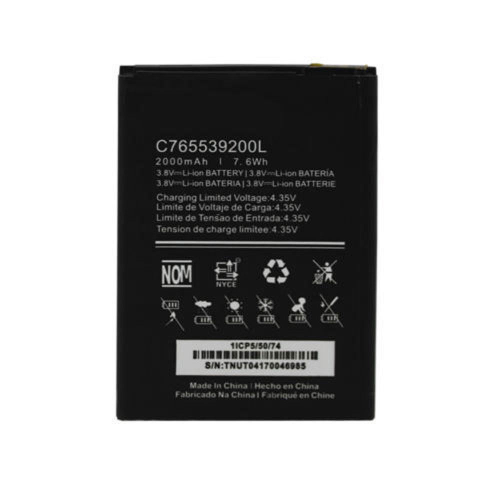 BLU C765539200L batterie
