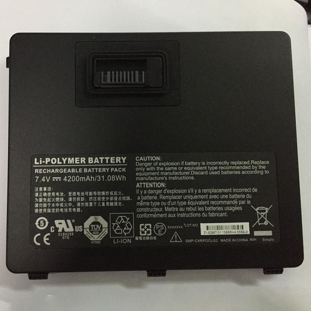SMP SMP-CARPOCLG2 batterie