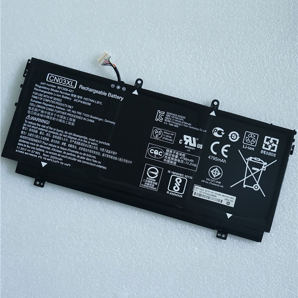 HP CN03XL batterie