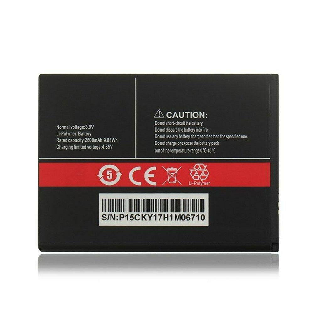CUBOT R9 batterie