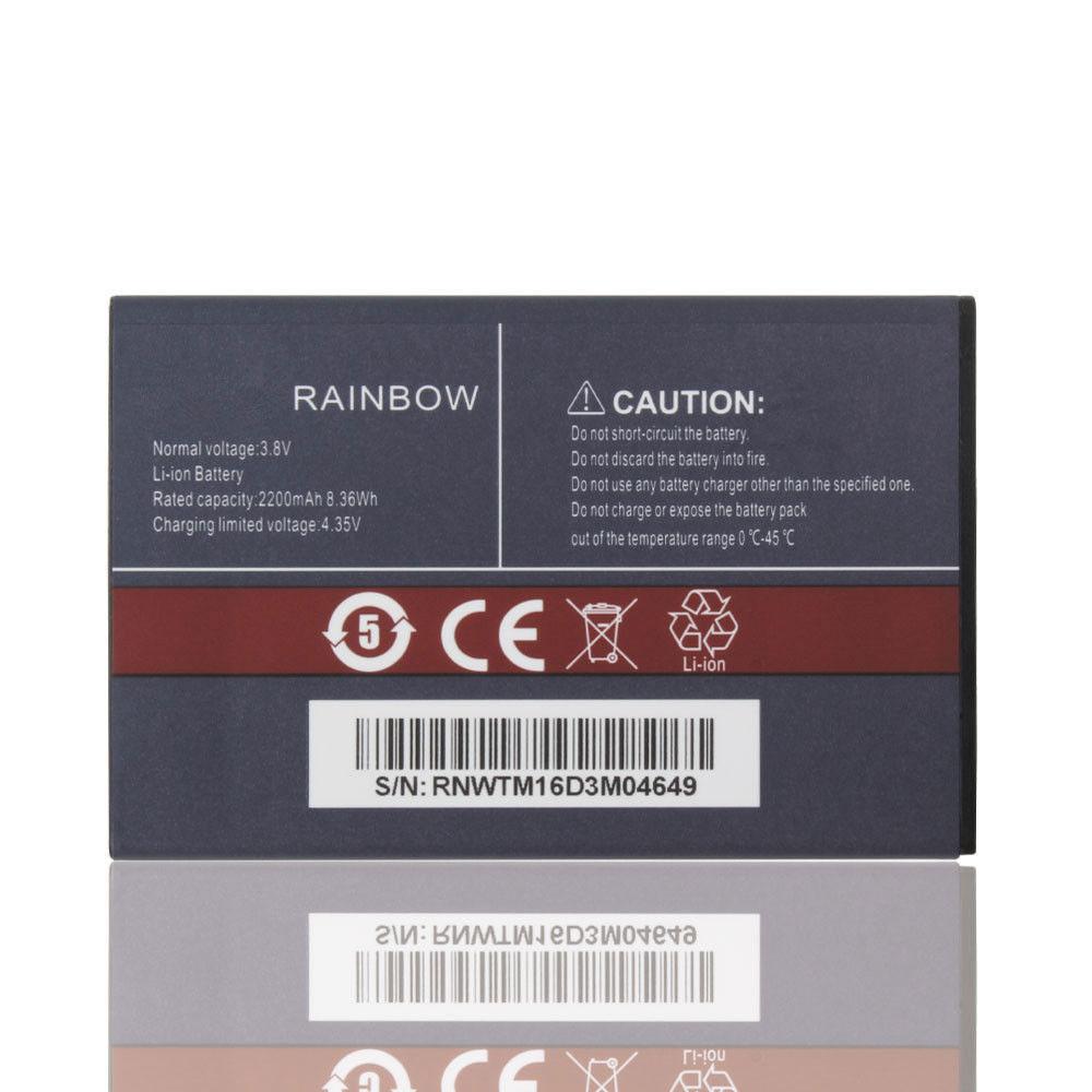 Cubot Rainbow batterie