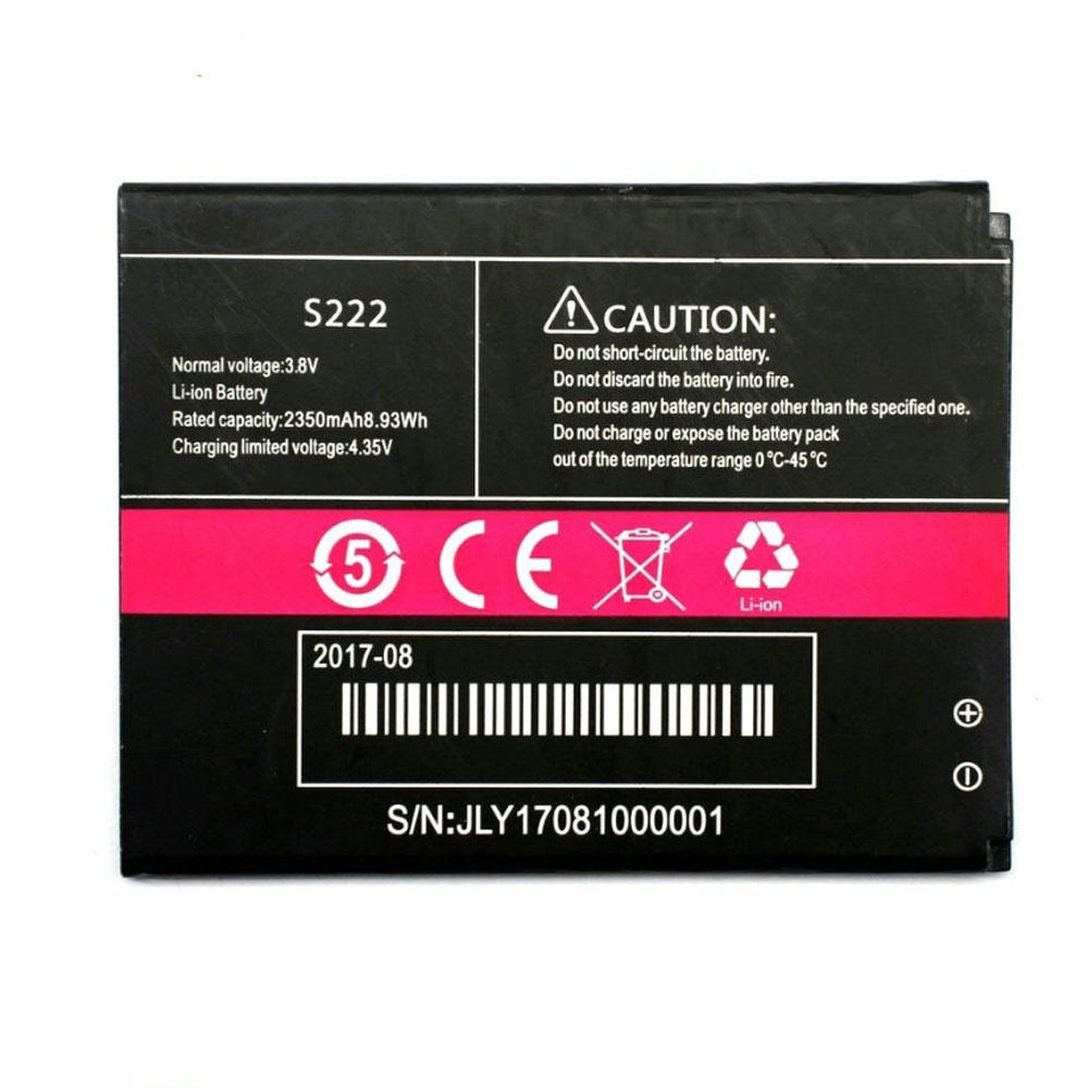 Cubot S222 batterie