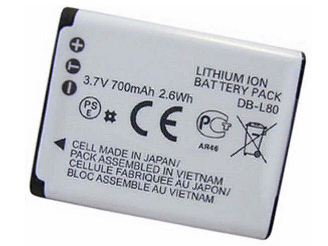 SANYO DB-L80 batterie
