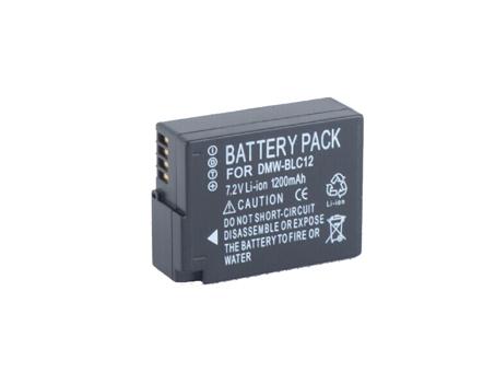 Panasonic DMW-BLC12 batterie
