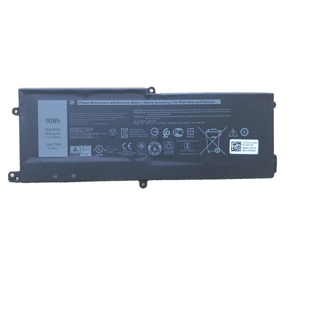 Dell DT9XG batterie