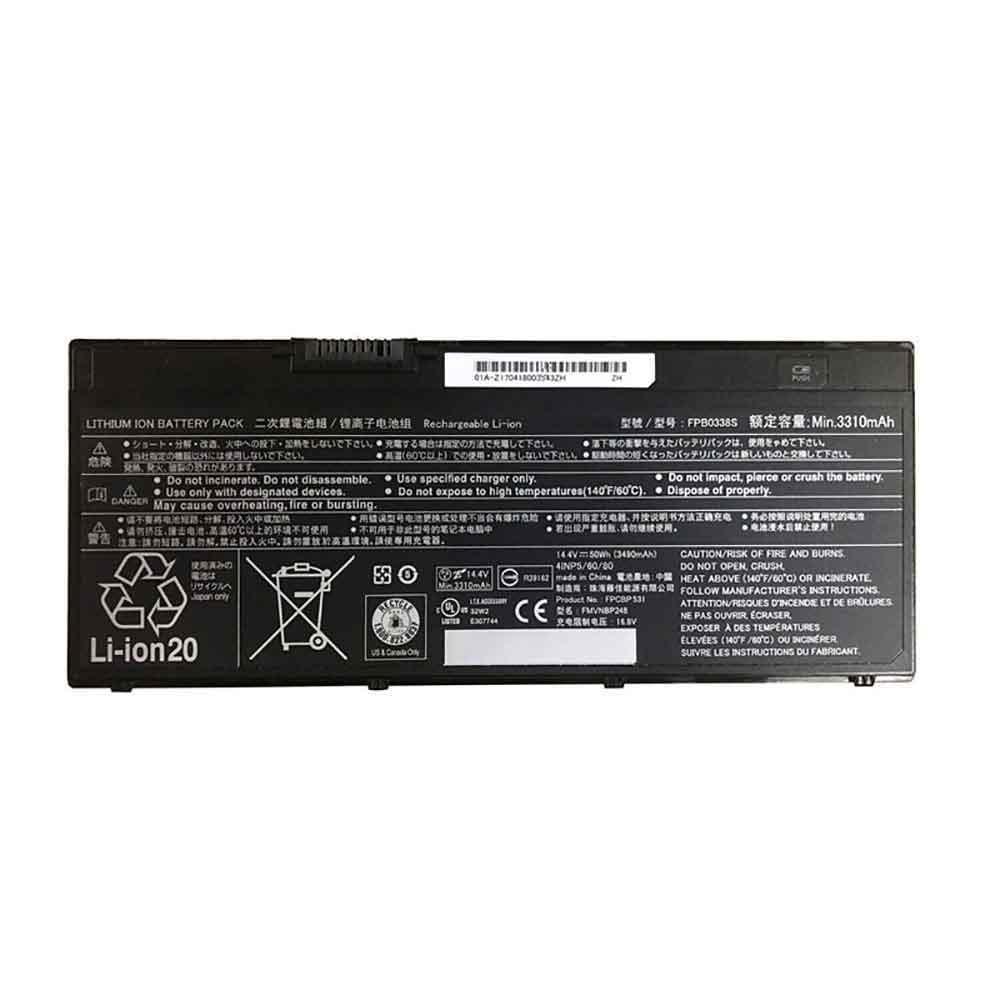 FUJITSU FPB0338S batterie