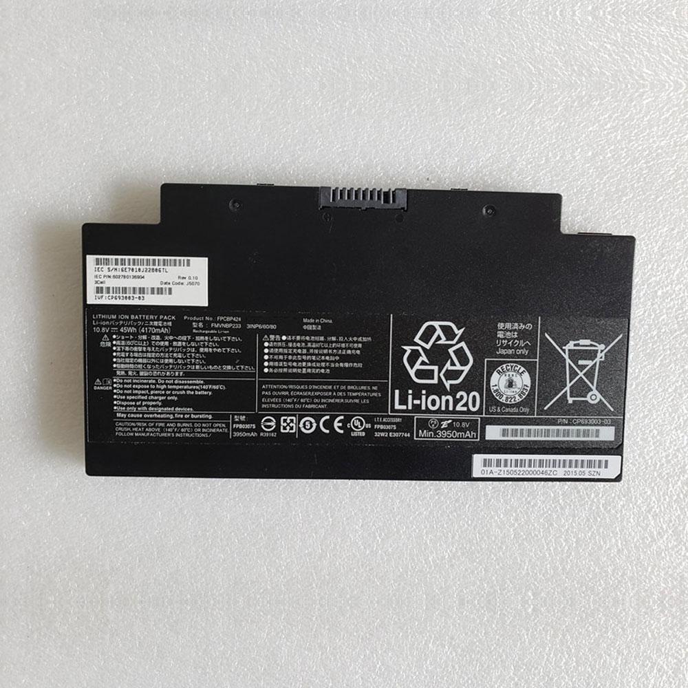 FUJITSU FPCBP424 batterie