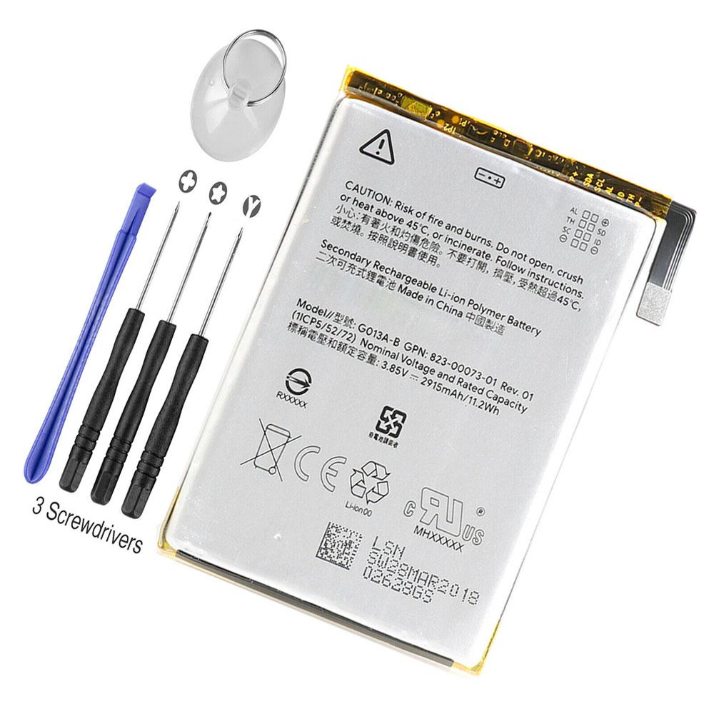 Google G013A-B batterie