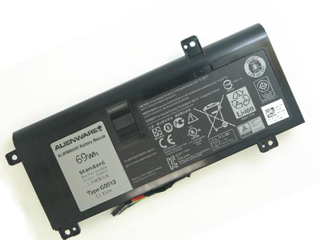 Dell 0G05YJ batterie