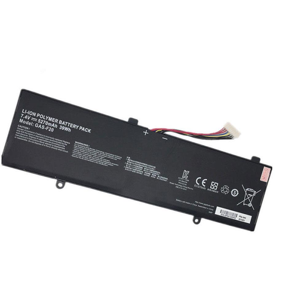 Gigabyte GAS-F20 batterie