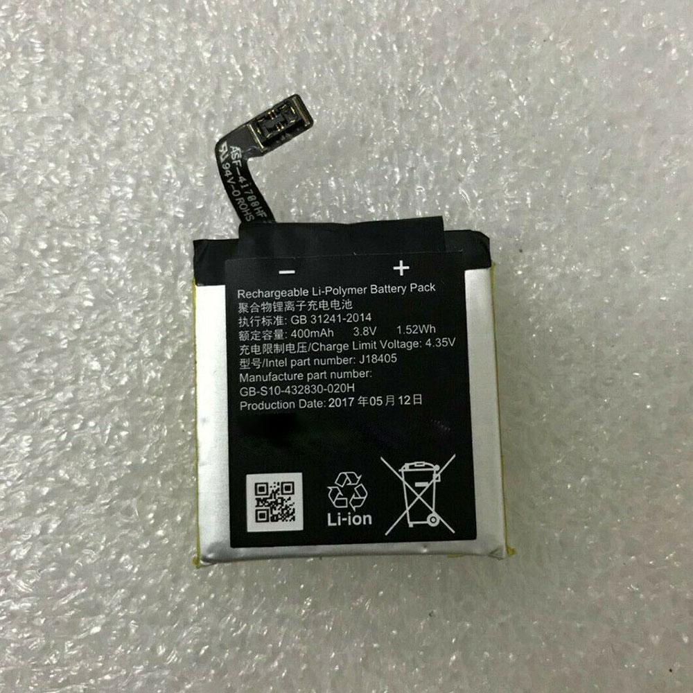 Sony GB-S10-432830-020H batterie