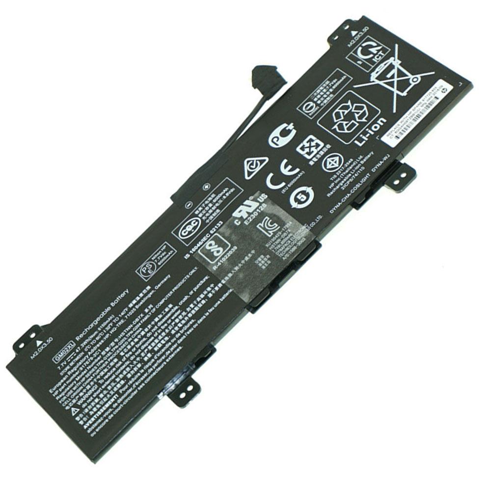 HP GM02XL batterie