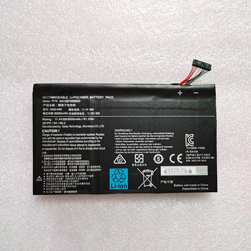 Gigabyte GNG-K60 batterie
