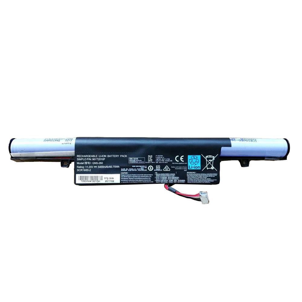 Gigabyte GNS-260 batterie
