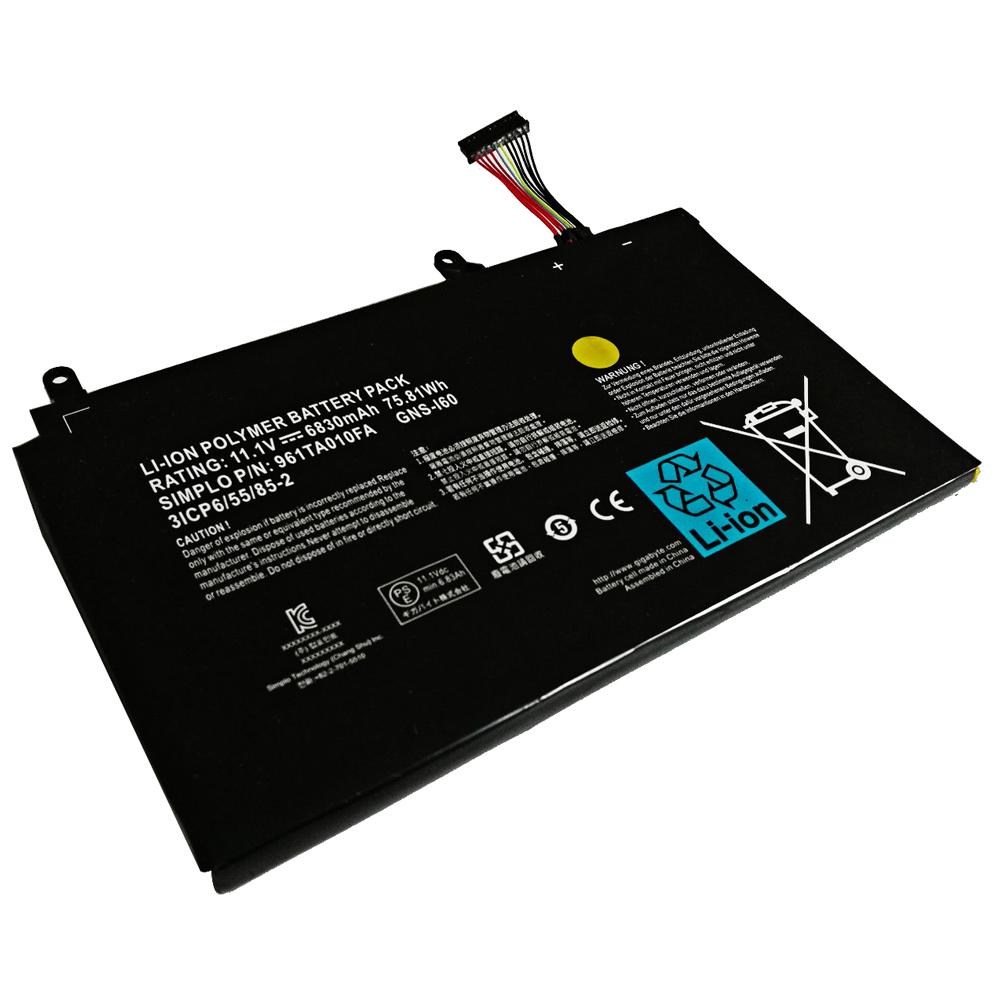 Gigabyte GNS-I60 batterie