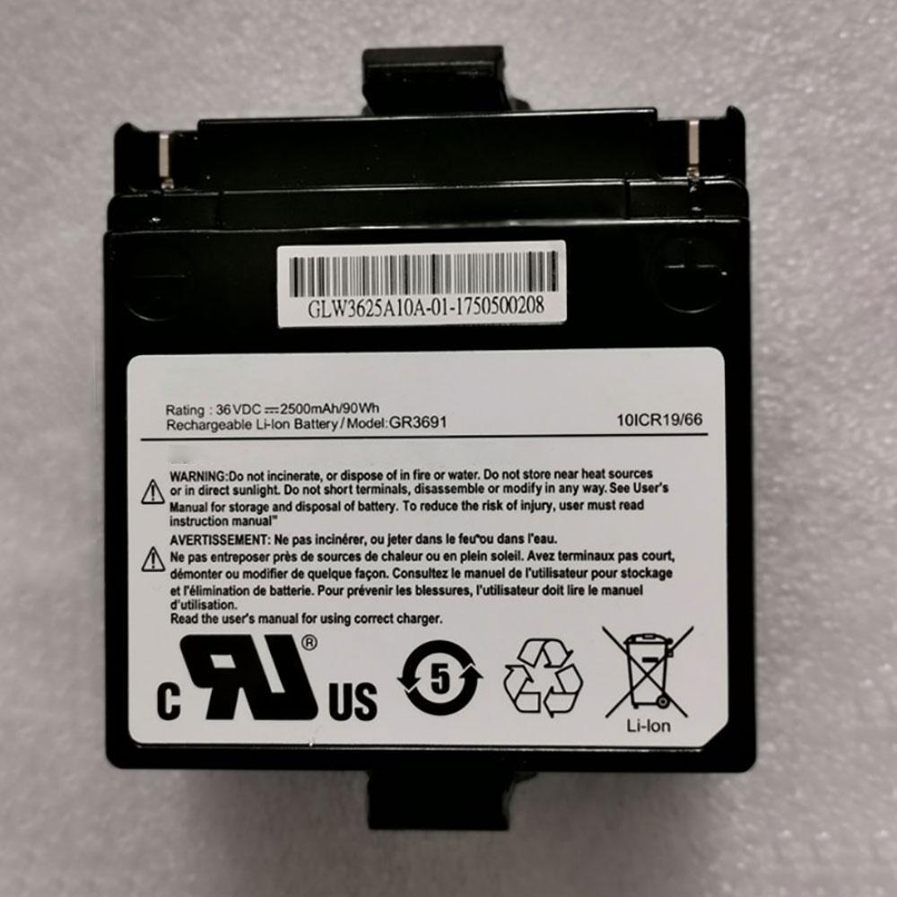 GLW GR3691 batterie