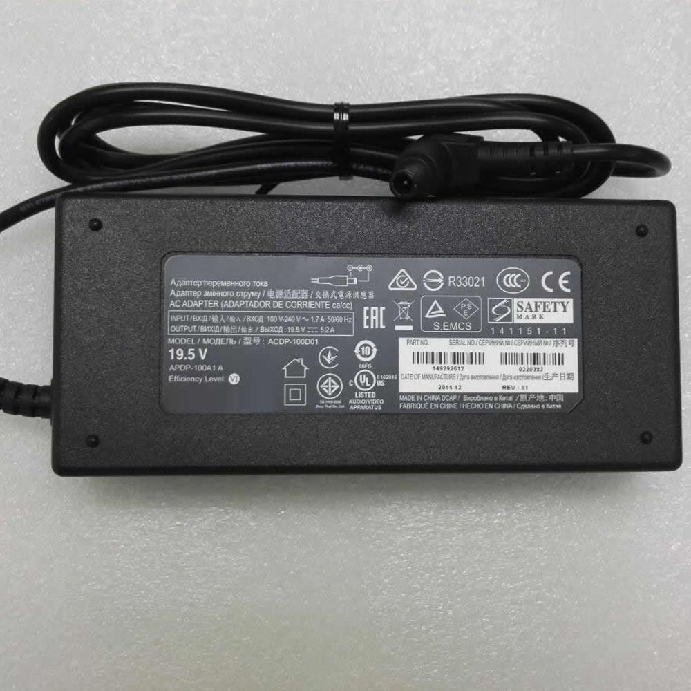 Adaptateur secteur SONY ACDP-100D01