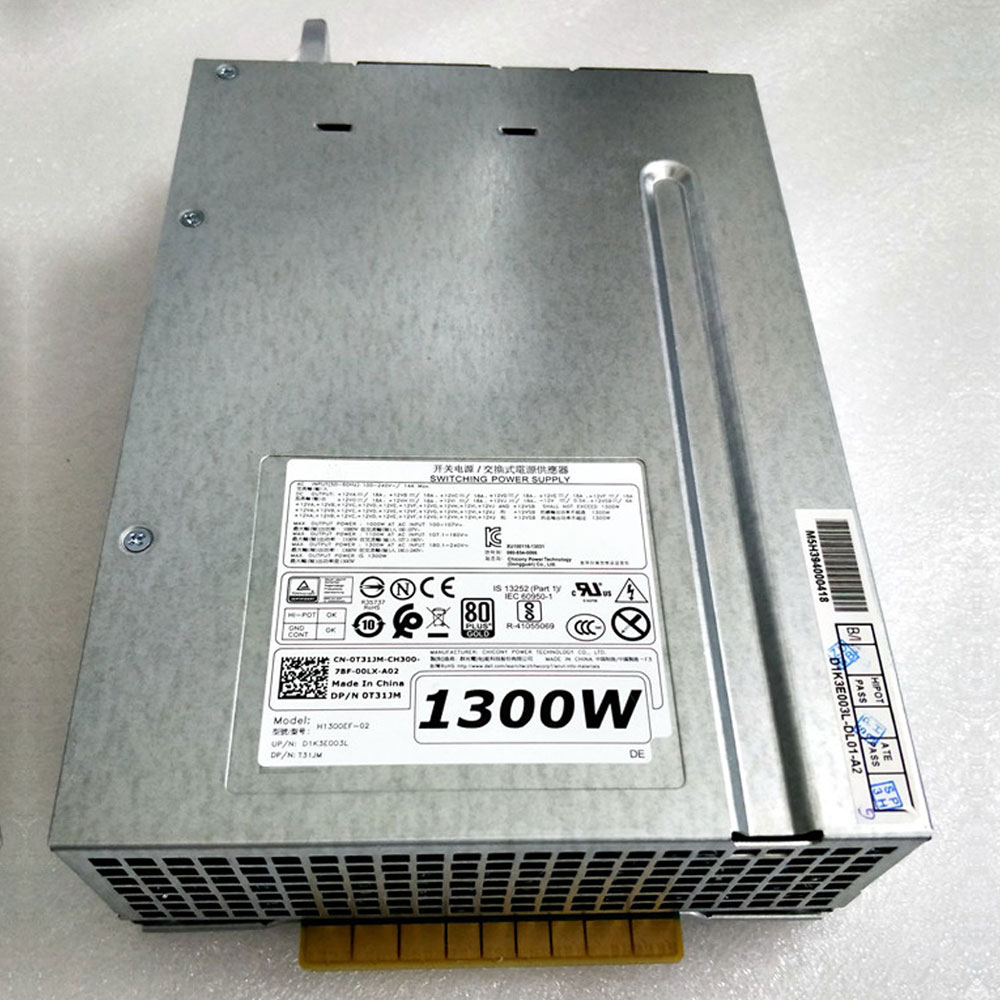 Adaptateur secteur DELL H1300EF-02