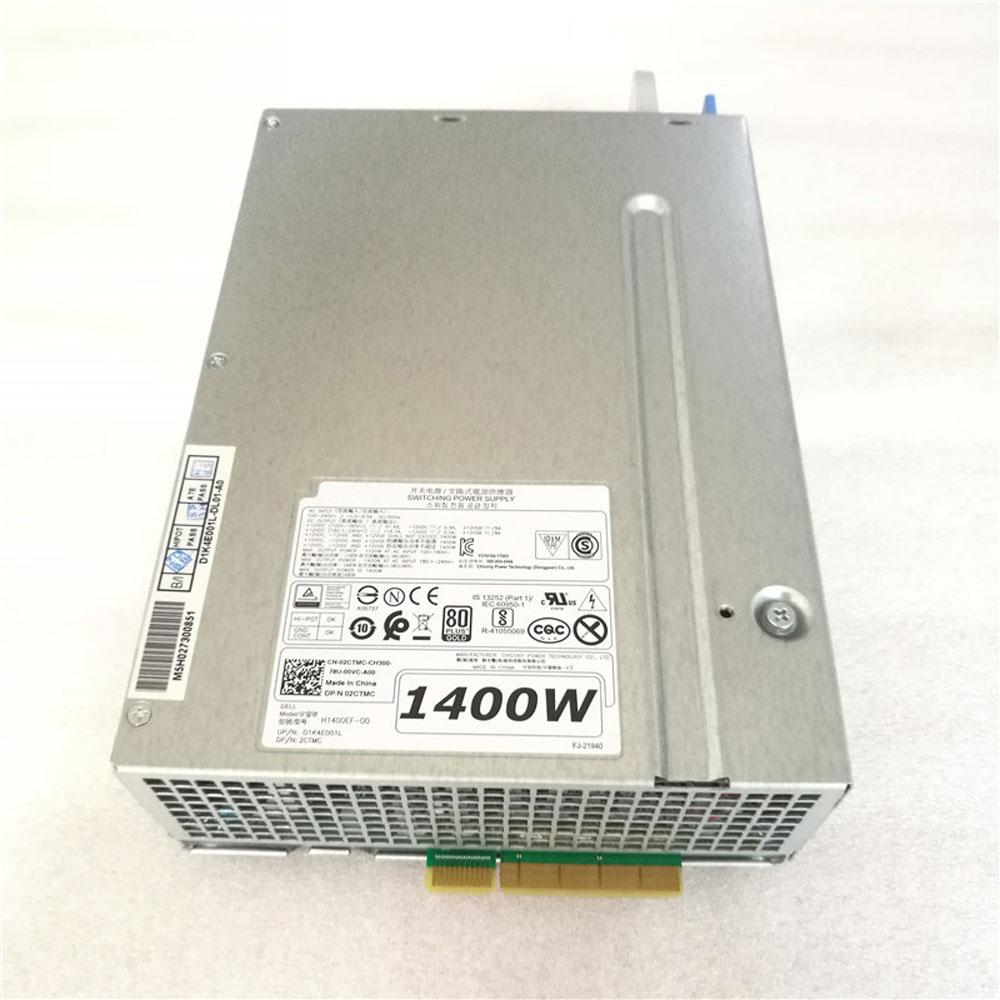 Adaptateur secteur DELL H1400EF-00