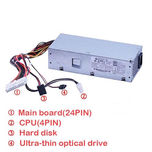 Adaptateur secteur HP DPS-180AB-20A