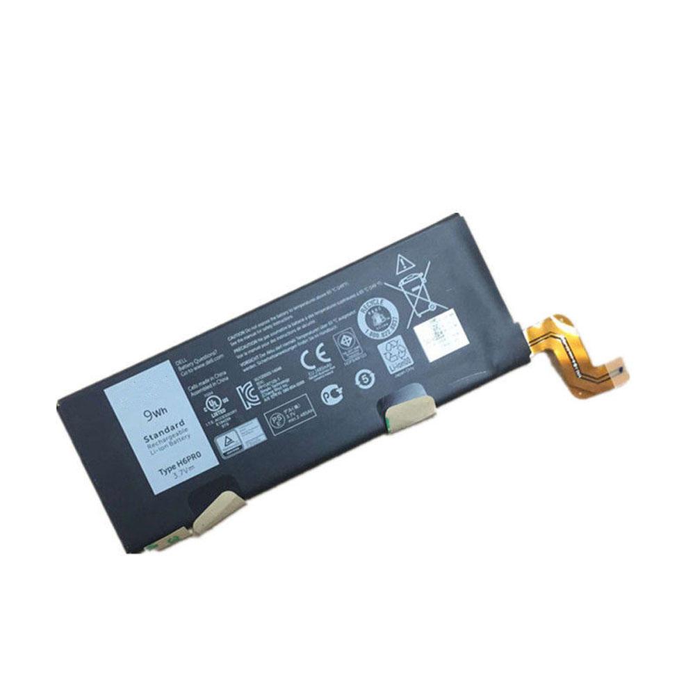 Dell H6PRO batterie