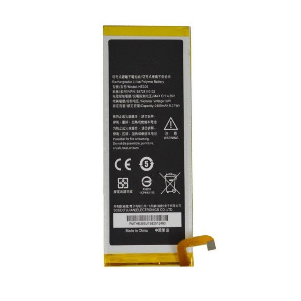 Infocus HE305 batterie