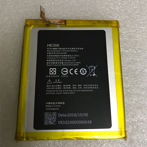Sharp HE306 batterie