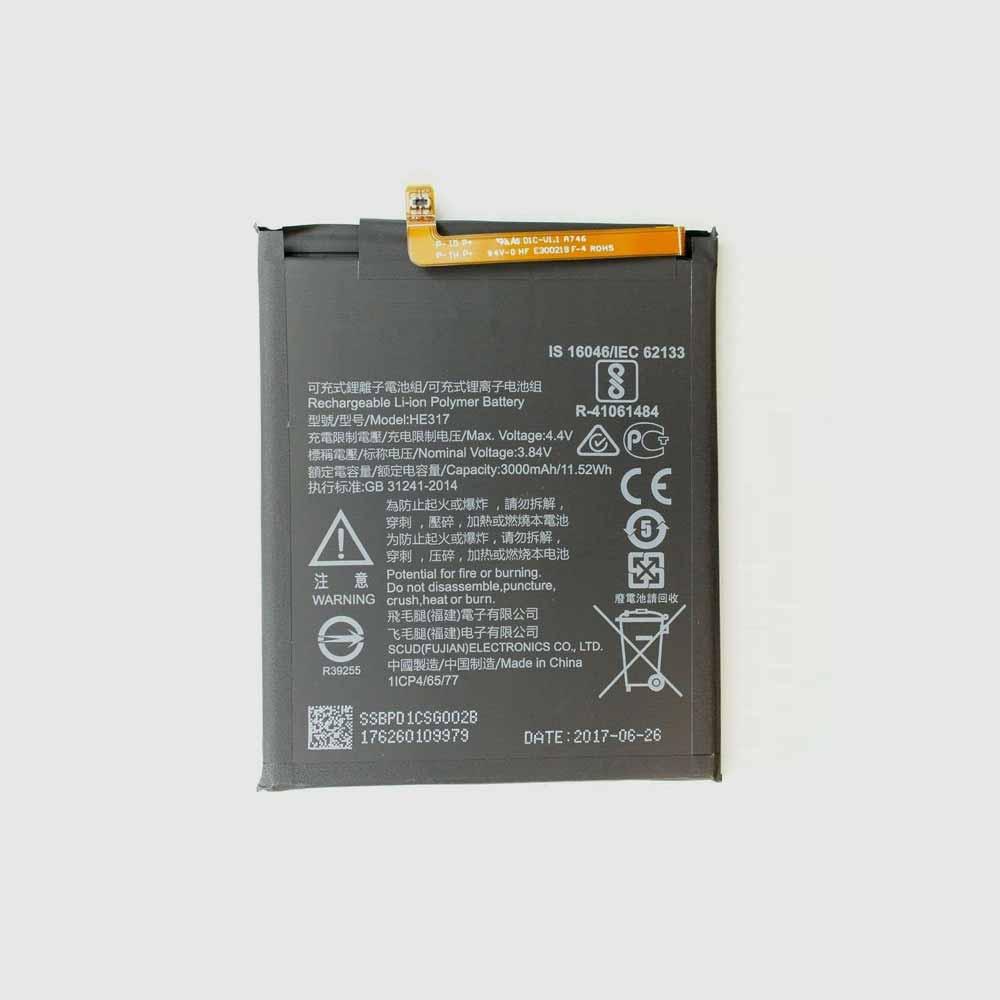Nokia HE317 batterie