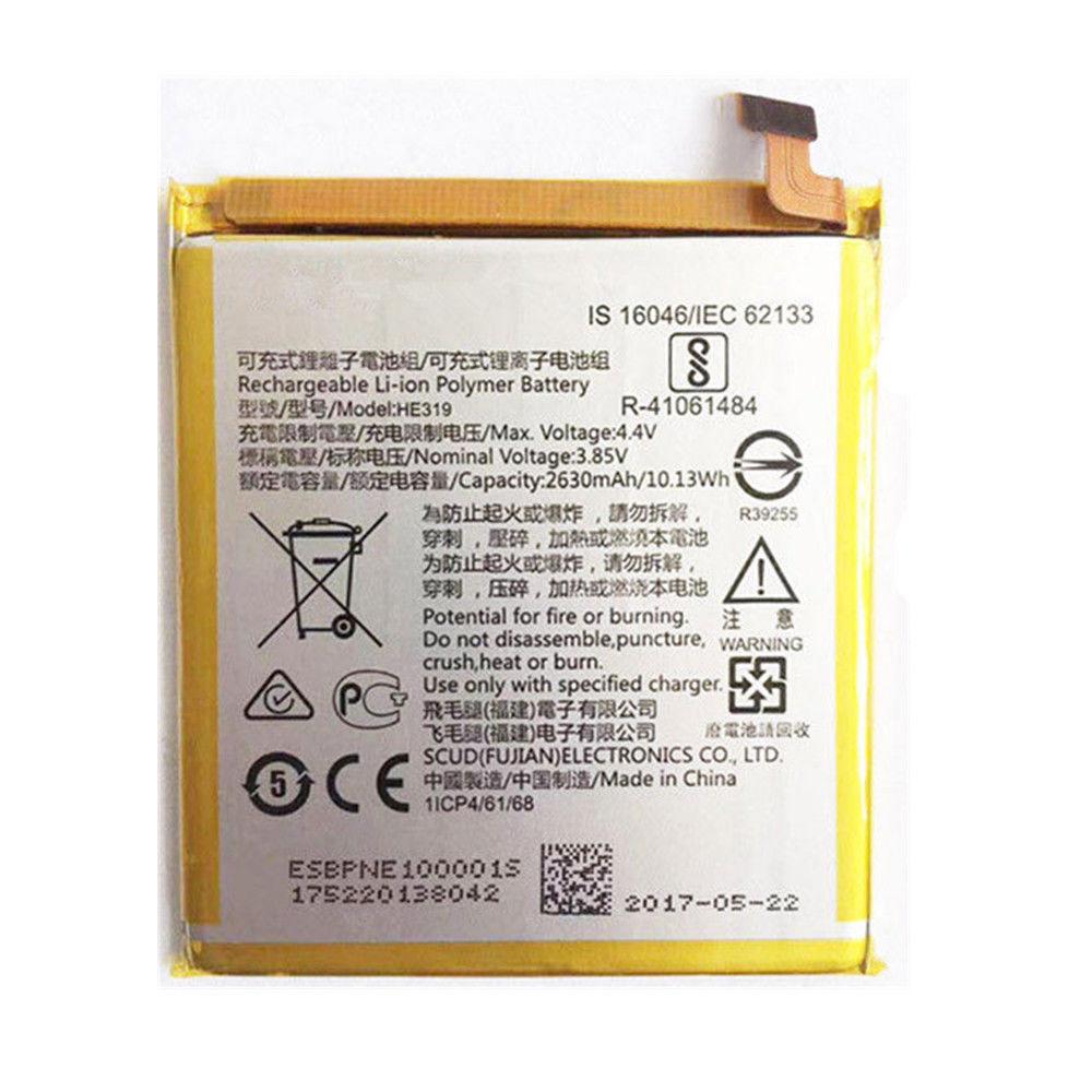 Nokia HE319 batterie