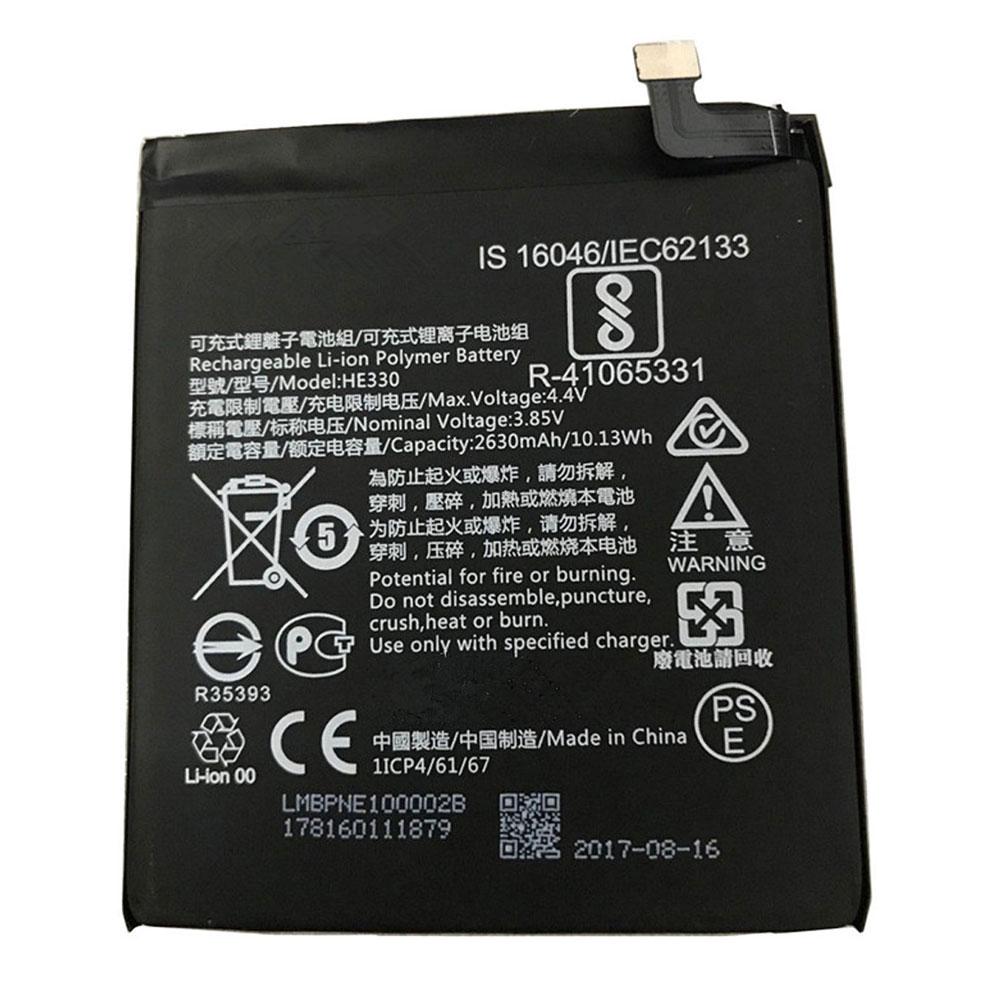 Nokia HE330 batterie