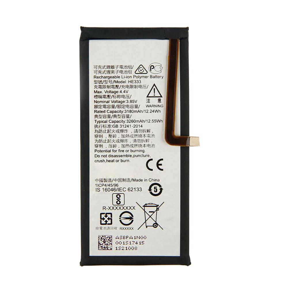 Nokia HE333 batterie