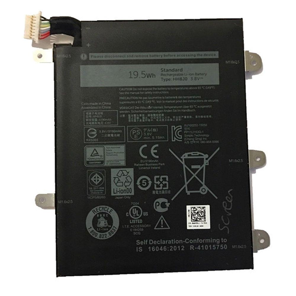 Dell HH8J0 batterie
